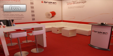 S Broker AG & Co. KG auf dem FI-Forum in Frankfurt